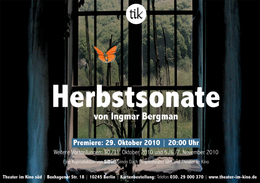 Herbstsonate