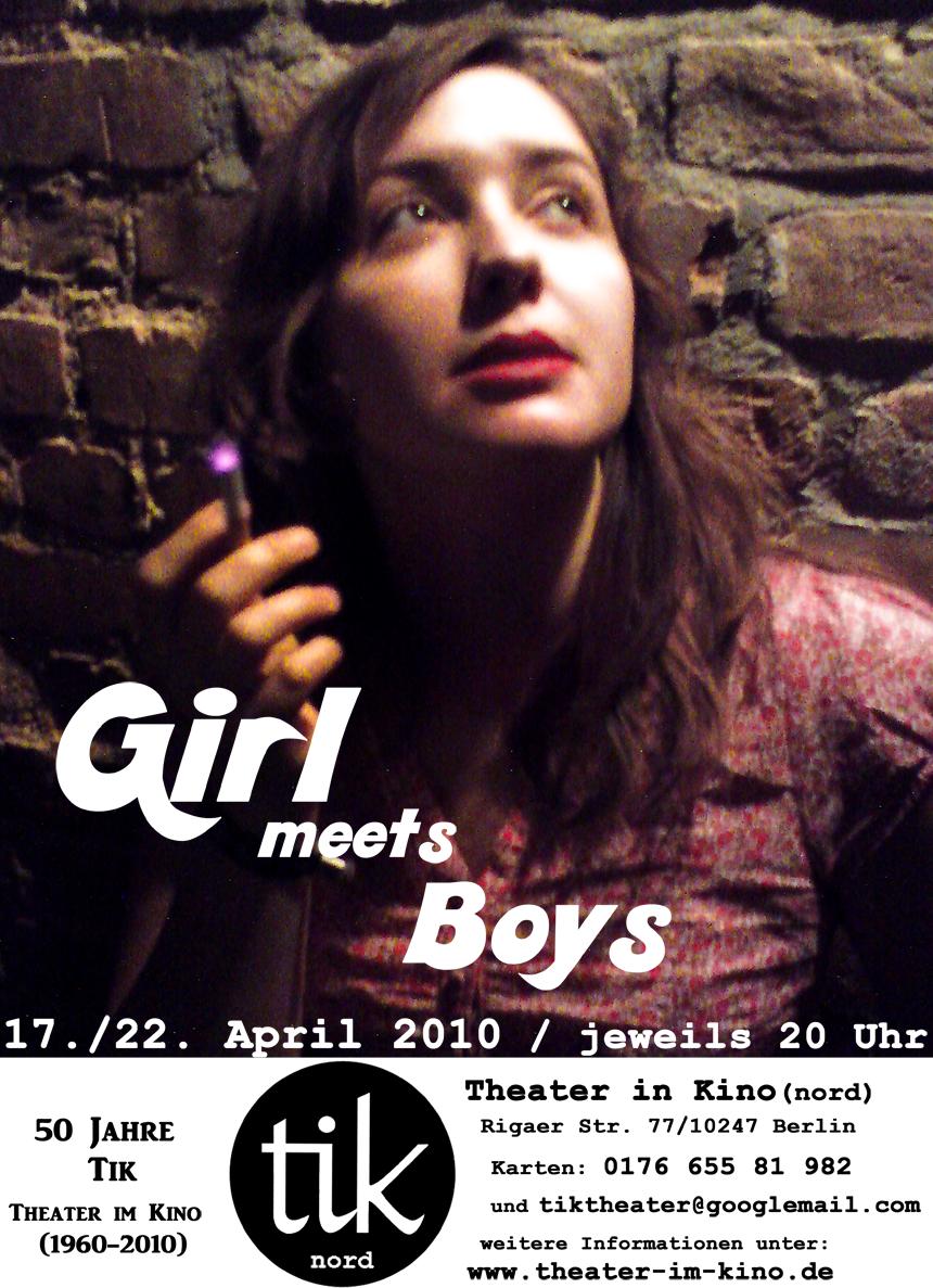 Girl Meets Boys