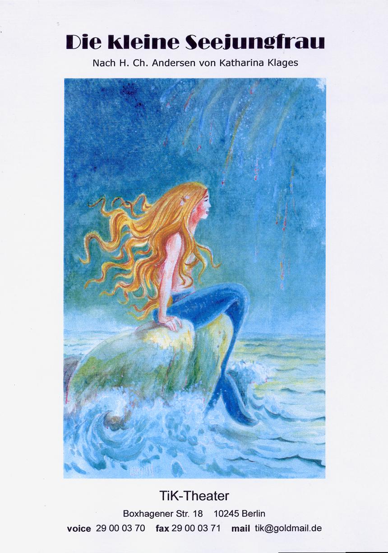 Die kleine Seejungfrau