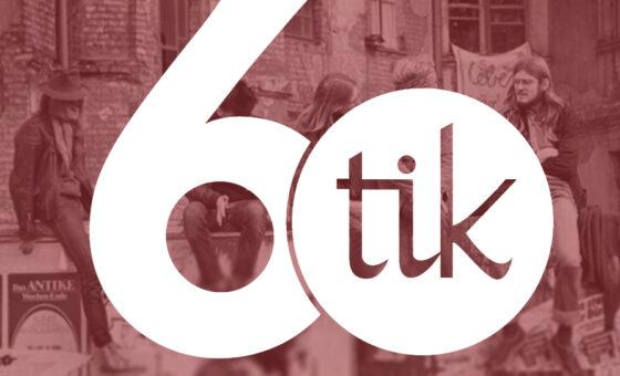 Theater Werbung 60 Jahre tik